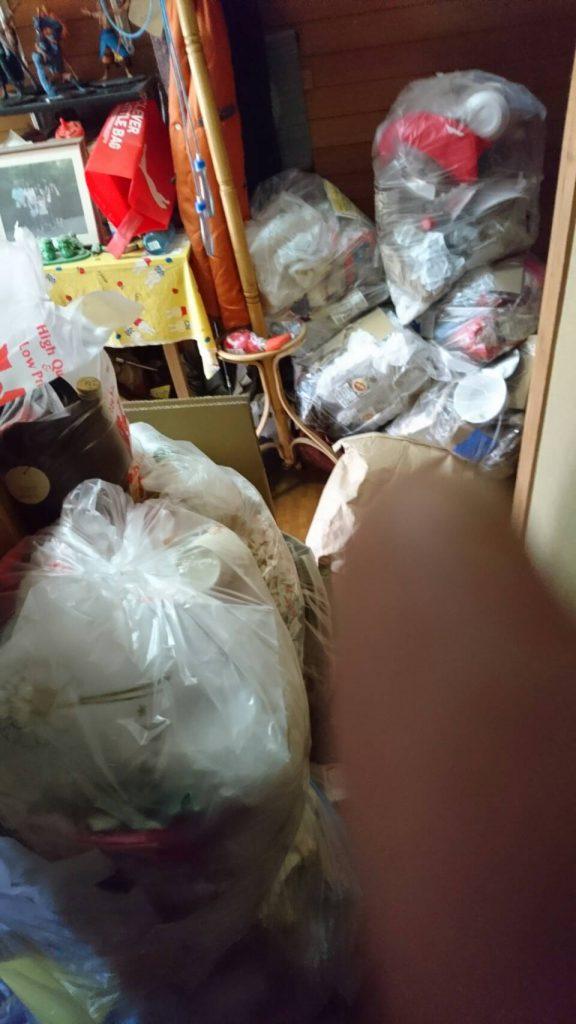 岡山市北区島田本町一丁目_粗大ゴミ回収_押し入れの粗大ゴミ