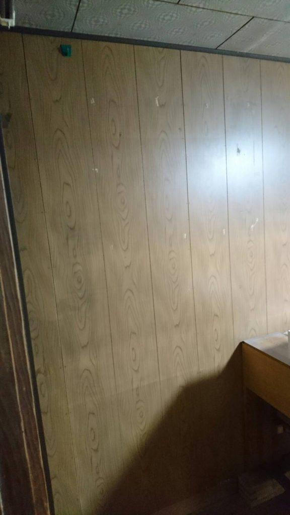 倉敷市老松の粗大ごみ回収_寝室回収後
