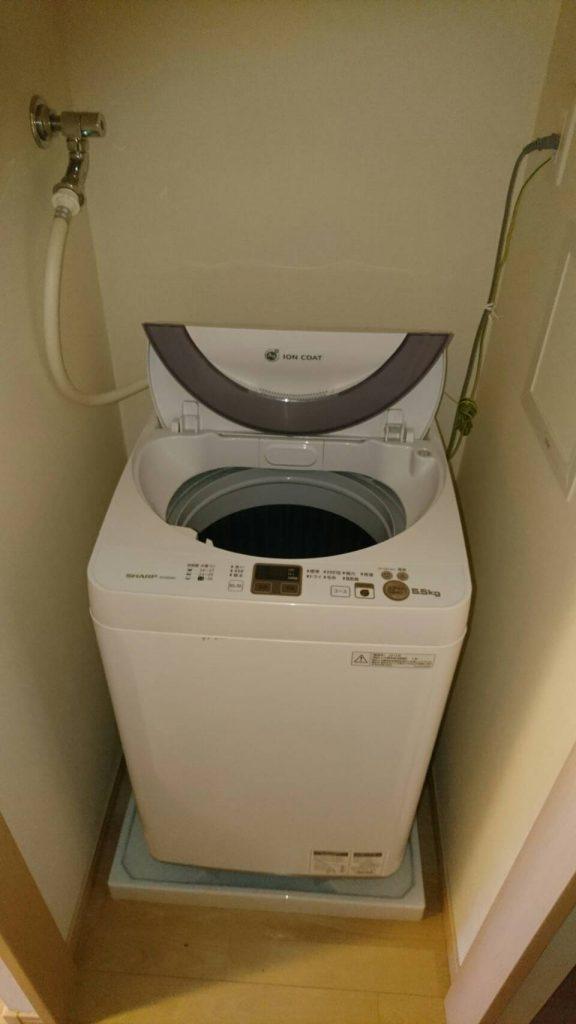 岡山市北区島田本町一丁目_粗大ゴミ回収_洗濯機